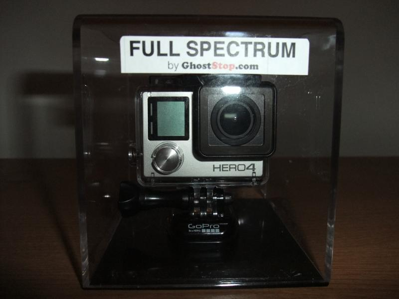 GoPro Hero4 Silver Full Spectrum